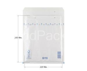 Пакет с воздушной подушкой E/15, 240х275мм, AirPro