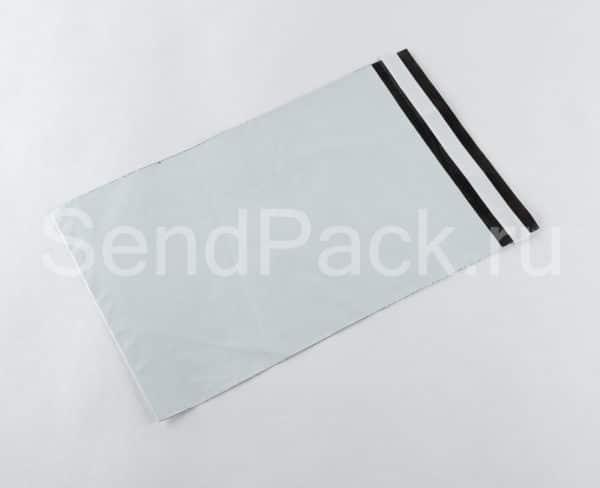Курьерский пакет без кармана белый 165x240мм